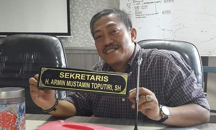 Armin Mustamin Toputiri : Kami Ingin Ketua Golkar yang Hebat Seperti Sebelumnya - ideatimes